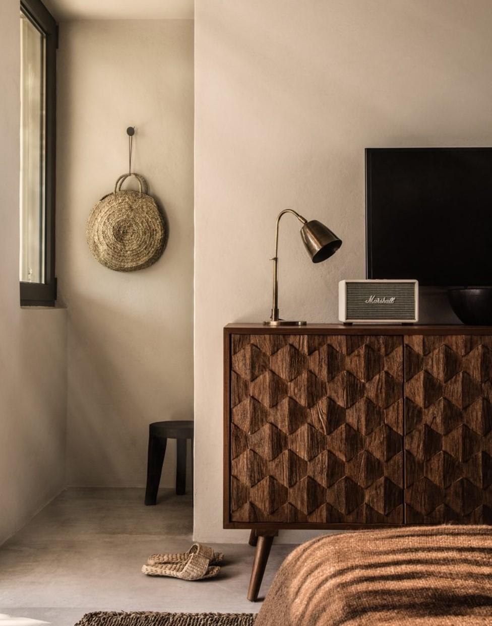 Эко мебель в интерьере