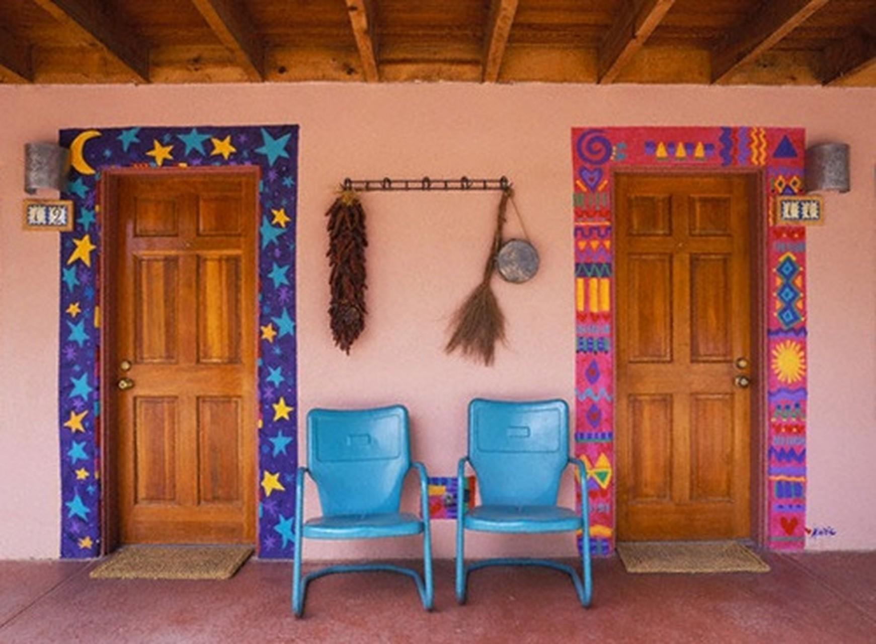 Детская комната в мексиканском стиле