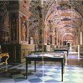Библиотека Ватикана Рим Ватикан 1475г