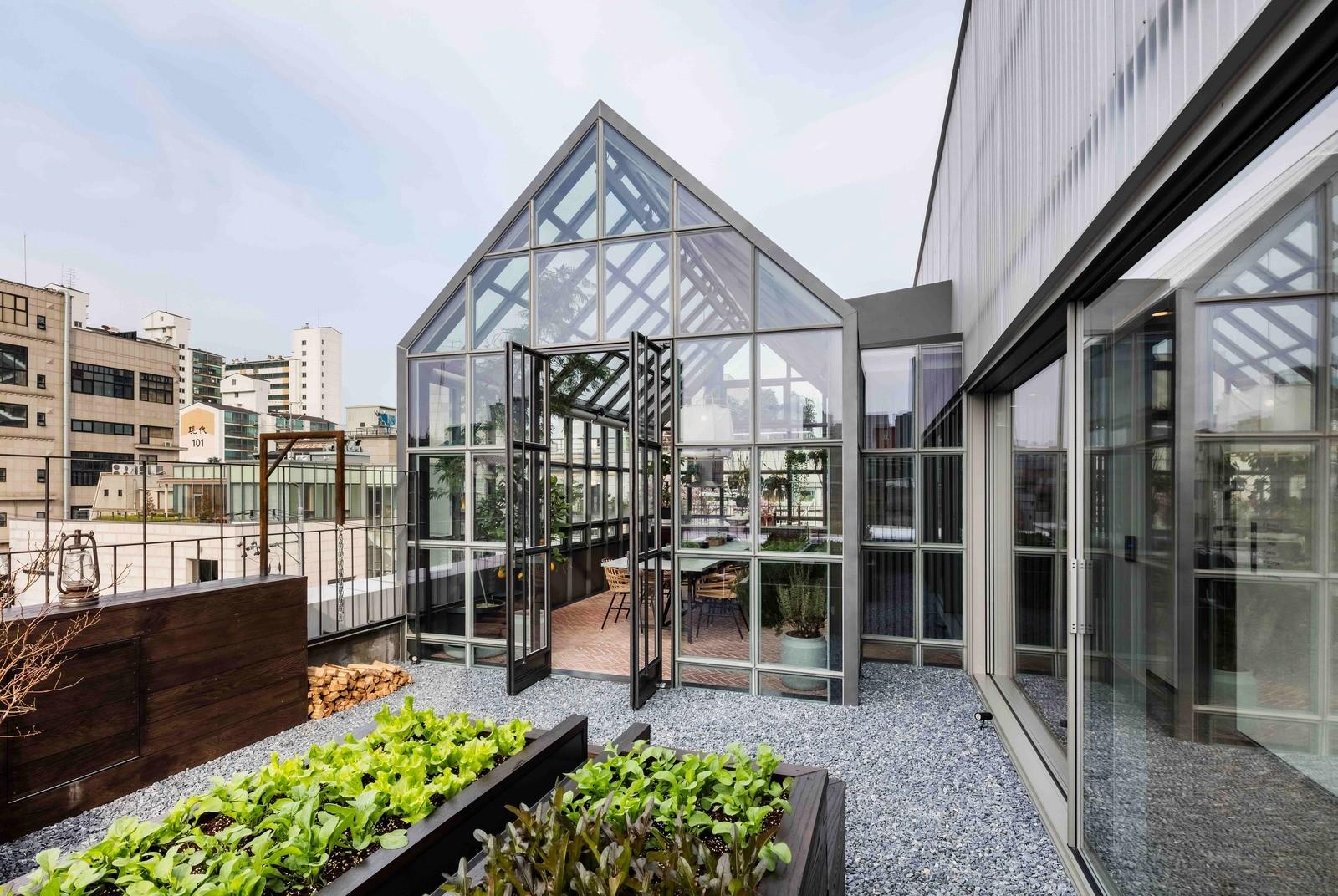 Кулинарная библиотека в Сеуле