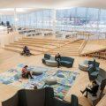 Библиотека в Хельсинки
